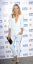 © Licensed to London News Pictures. 17/06/2014, UK. Kimberley Garner, Now Magazine - Summer Party, Kanaloa, London UK, 17 June 2014. Photo credit : Brett D. Cove/Piqtured/LNP