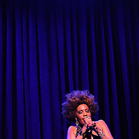 MINNEAPOLIS, MN - August 6: Musician Macy Gray performs at the Macy's Passport Presents Glamorama- Show at the Orpheum Theater in Minneapolis, Minnesota on August 6, 2010.  (Photo by Adam Bettcher/Getty Images) *** Local Caption *** Macy Gray