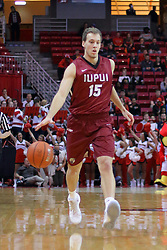 26 November 2016:  Matt O'Leary during an NCAA  mens basketball game between the IUPUI Jaguars the Illinois State Redbirds in a non-conference game at Redbird Arena, Normal IL