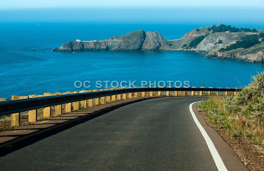 San Francisco Headlands Road