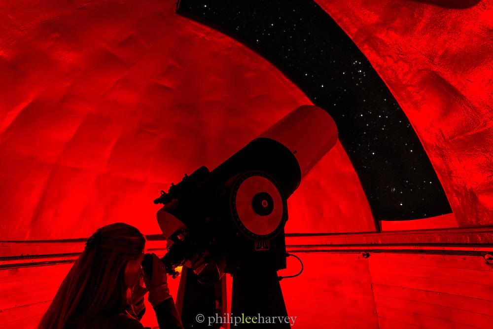 Star Gazing, in the heart of the Atacama Desert, Chile, South America