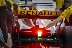 October 20, 2017 - Austin, United States of America - Motorsports: FIA Formula One World Championship 2017, Grand Prix of United States, ..#27 Nico Hulkenberg (GER, Renault Sport F1 Team) (Credit Image: © Hoch Zwei via ZUMA Wire)