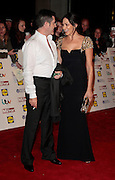 Pride of Britain Awards 2014 Red Carpet Arrivals at The Grosvenor House Hotel, London<br /> <br /> Photo Shows: Simon Cowell and Lauren Silverman<br /> ©Exclusivepix