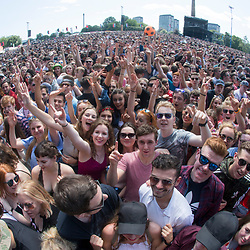 TRNSMT festival, Saturday 8/7/2017