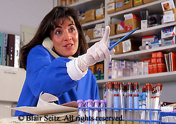 Medical Lab Technicians