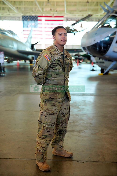 Mar 10, 2016 - Honolulu, Hawaii, U.S. - SHANE ORTEGA is an openly transgender male in the United States Army. With over 10 years of the service, he spends his time fighting discrimination against the transgender community in the military. (Credit Image: © Rachel Ceretto via ZUMA Wire)