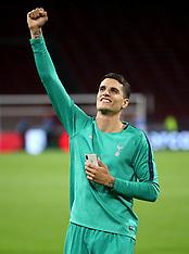 Ajax v Tottenham - 08 May 2019