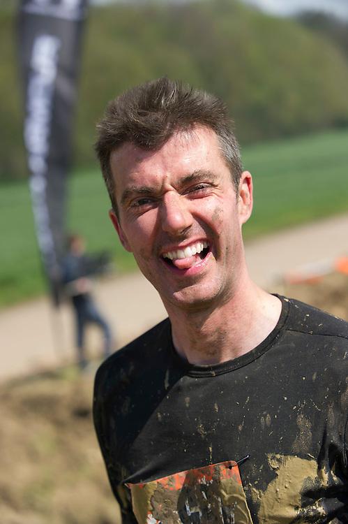 Tough Mudder - May 2012 - Northamptonshire - Mud Mile - Warren Pole