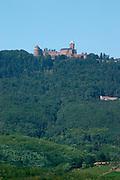 chateau du haut koenigsbourg orschwiller alsace france