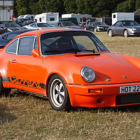Porsche 911 Carrera RS 2.7 as seen at the Goodwood Festival of Speed 2013