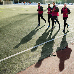 20150105: SLO, Football - Practice session of NK Maribor