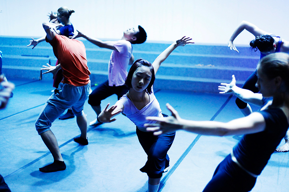 A personal approach to the Beijing Dance Festival 2014