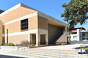 The Physical Sciences Lecture Hall on the Campus of the University of California Irvine