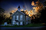 Mount Gilboa Church in Oella, Maryland.