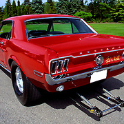 1968 Ford Mustang Pro Street