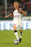 FOOTBALL - FRENCH CHAMPIONSHIP 2010/2011 - L1 - VALENCIENNES FC v RC LENS - 18/09/2010 - PHOTO ERIC BRETAGNON / DPPI - YOHAN DEMONT (LENS)