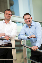 Jamie Ford Plusnet CEO and Nick Silverwood Plusnet Head of Business..12  May 2011.Images © Paul David Drabble