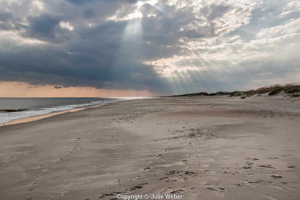 Ocracoke Island, NC - Outer Banks Barrier Island
