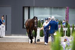 Barbancon Mestre Morgan, FRA, Sir Donnerhall II Old, 130<br /> Olympic Games Tokyo 2021<br /> © Hippo Foto - Dirk Caremans<br /> 23/07/2021