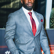 Mark Ebulue Arrives at Fast and Furious Live - VIP performance at O2 Arena on 19 January 2018, London, UK.