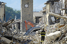 Amatrice: Earthquake in Central Italy, 24 August 2016