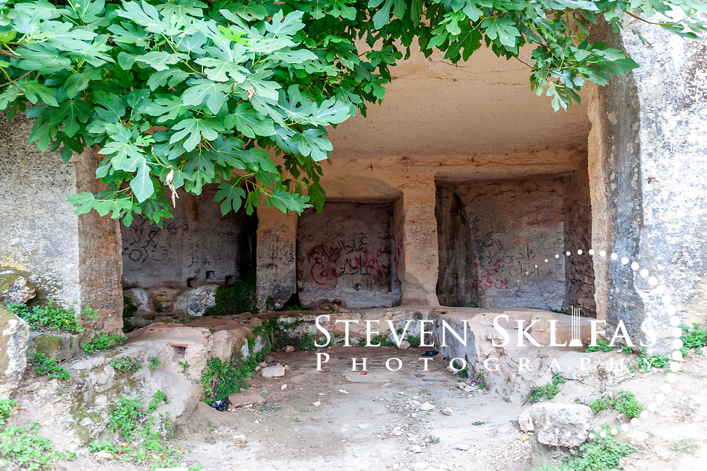 Mithraeum. Cyrene. Libya.