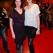 NLD/Breda/20110228 - Premiere Masterclass, Jolanda van den Berg en vriendin