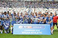 Wigan Athletic v Barnsley 080516