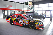 January 2013: filming of NASCAR commercials. <br /> <br /> Clint Boyer