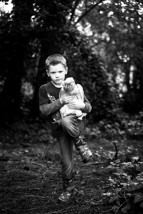 Rubin, a foster child searching for a permanent home, photographed for the Heart Gallery.