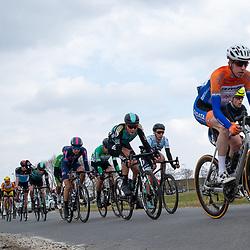 07-03-2020: Wielrennen: Ronde van Groningen: Usquert <br />Beau Duvigneau