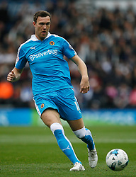 Kevin McDonald of Wolverhampton Wanderers in action - Mandatory byline: Jack Phillips / JMP - 07966386802 - 18/10/2015 - FOOTBALL - The iPro Stadium - Derby, Derbyshire - Derby County v Wolverhampton Wanderers - Sky Bet Championship