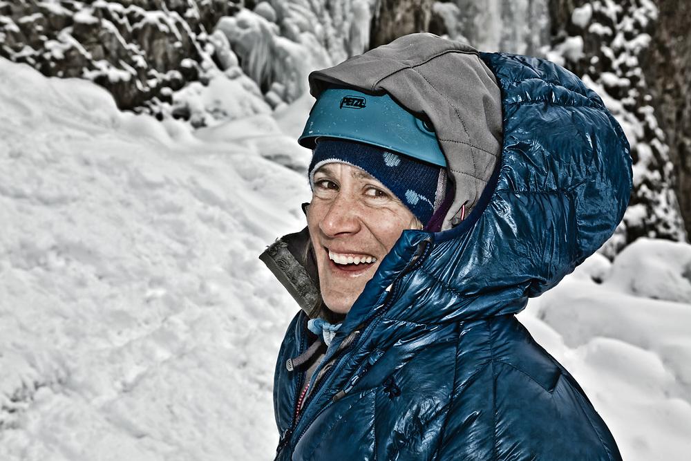 CANADIAN ICE CLIMBER & ALPINE GUIDE
