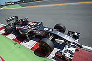 Canadian Grand Prix 2014, Adrian Sutil (GER), Sauber-Ferrari