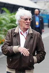 Bernie Ecclestone (GBR).<br /> 27.10.2016. Formula 1 World Championship, Rd 19, Mexican Grand Prix, Mexico City, Mexico, Preparation Day.<br />  <br /> / 271016 / action press