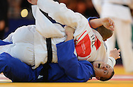 Commonwealth Games, Glasgow 2014<br />  26.07.2014<br /> SECC Judo<br /> Men's -100kg Semi Final<br /> Euan Burton of Scotland beat J Koster of NZL to reach the Final<br /> <br />  Neil Hanna Photography<br /> www.neilhannaphotography.co.uk<br /> 07702 246823