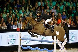 Smolders Harrie, NED, Monaco<br /> The Dutch Masters<br /> Indoor Brabant - 's Hertogen bosch 2018<br /> © Dirk Caremans<br /> 10/03/2018