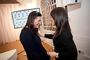 NOELLA GABRIEL; JUSTINE SOUTHALL, Elemis 20th Anniversary in partnership with Mothers4Children charity. Party to celebrate 20 years in business and to raise money for Mothers4children and new product launches. One Marylebone. London. 2 February 2010.