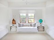 Martha's Vineyard house. Children's bedroom. Architect: Claudia Noury-Ello. Designer: Christine Lane Interiors