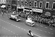 17/3/1966<br /> 3/17/1966<br /> 17 March 1966<br /> <br /> Irish Tea Merchant Display for the St. Patricks Day Parade