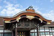 Kyoto Imperial Palace - Kenshunmon gate