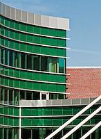 LRGH building from Highland Street. (Karen Bobotas/for the Laconia Daily Sun)