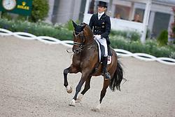 Gal Edward (NED) - Sisther de Jeu<br /> World Equestrian Festival, CHIO Aachen 2011<br /> © Dirk Caremans