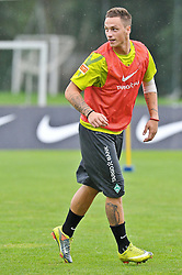 29.07.2010, Thermenstadion, Bad Waltersdorf, AUT, Trainingslager Werder Bremen 1. FBL 2010 - Day01 im Bild     Marko Arnautovic (Werder #07 ) EXPA Pictures © 2010, PhotoCredit: EXPA/ nph/  Kokenge+++++ ATTENTION - OUT OF GER +++++ / SPORTIDA PHOTO AGENCY