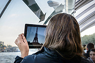 River tour, Seine River, Paris FR