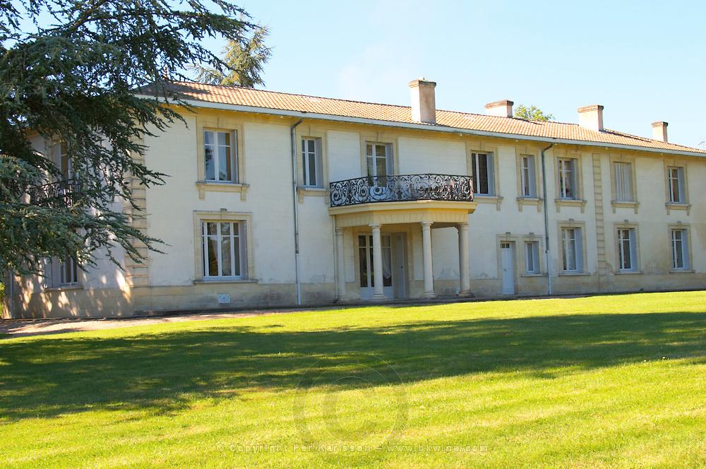 The main building - Château Pey la Tour, previously Clos de la Tour or de Latour, Bordeaux, France