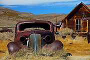 Bodie State Park and Museum in Bridgeport
