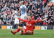Liverpool v Blackburn Rovers 080315