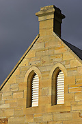 Convict built church, Hobart Tasmania