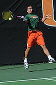 2/22/14 Men's Tennis vs North Florida